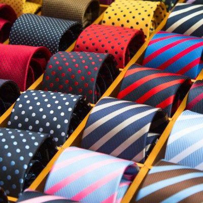 Neckties Are the New Bow Ties