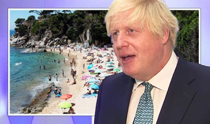 As PM warns, Spain may move to an 'amber watchlist' this week holidays 'still dangerous'