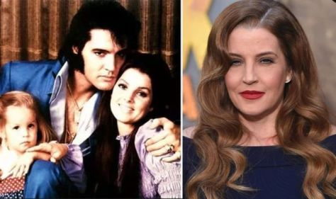 Elvis' funeral: Lisa Marie shares Lisa Marie's sad gift of sympathy in the coffin - 'for Daddy, to keep forever.