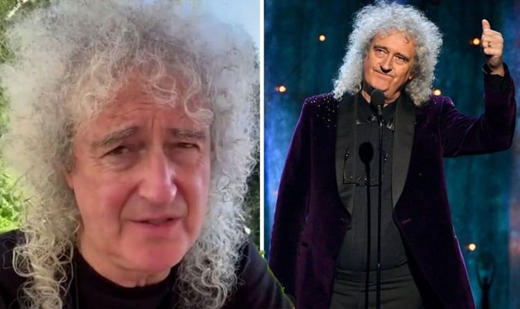 Brian May apologizes amid fan backlash Queen Star's new move is deemed 'uncomfortable.
