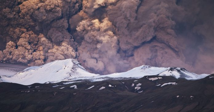 Even small volcanic eruptions could cause global problems Chaos