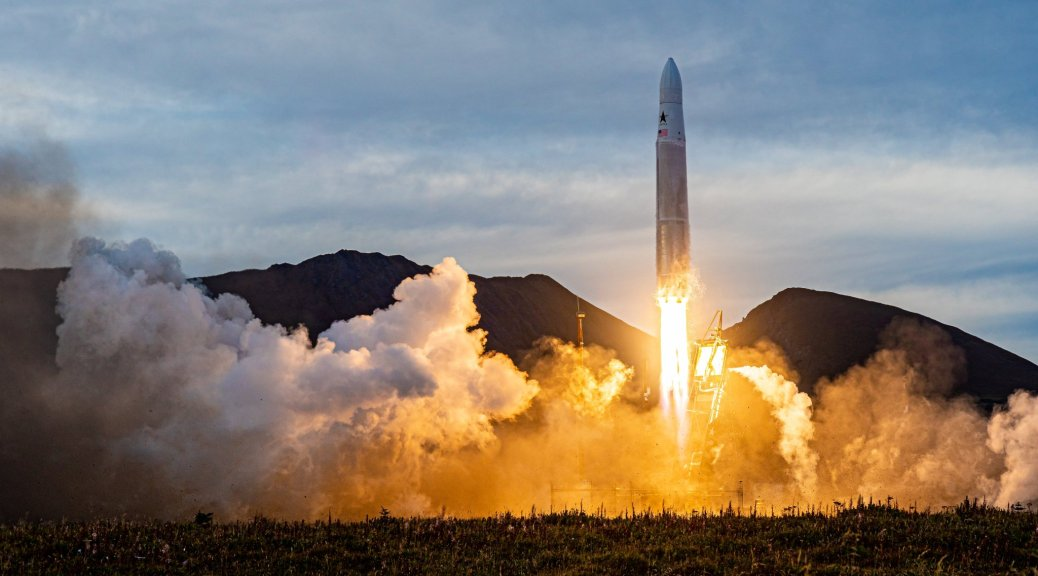 Astra gets regulatory approval for its first commercial Orbital launch scheduled for the last month