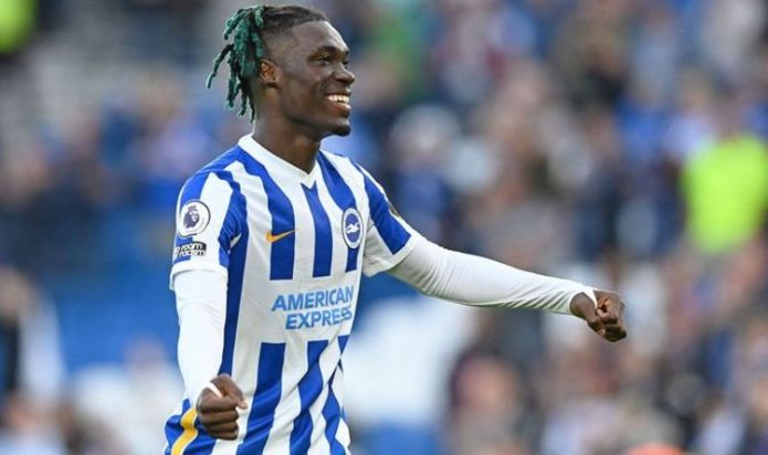 Man Utd makes Yves Bissouma a transfer 'enquiry to provide Arsenal and Liverpool Competition