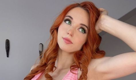 Amouranth, a Twitch streamer, reveals that she earns almost PS1million per month