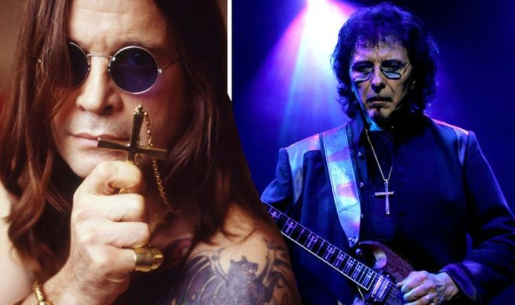 After being inspired by a film, Ozzy Osbourne decided to call Black Sabbath his own name.
