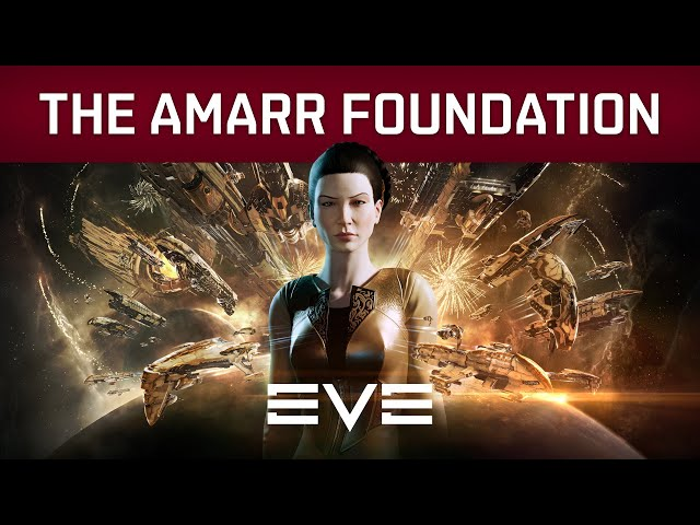 Eve Online launches the Amarr Empire's Week-Long Foundation Day Celebration