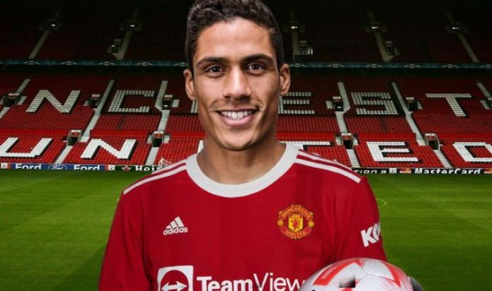 Manchester United could announce Raphael Varane's shirt number Today