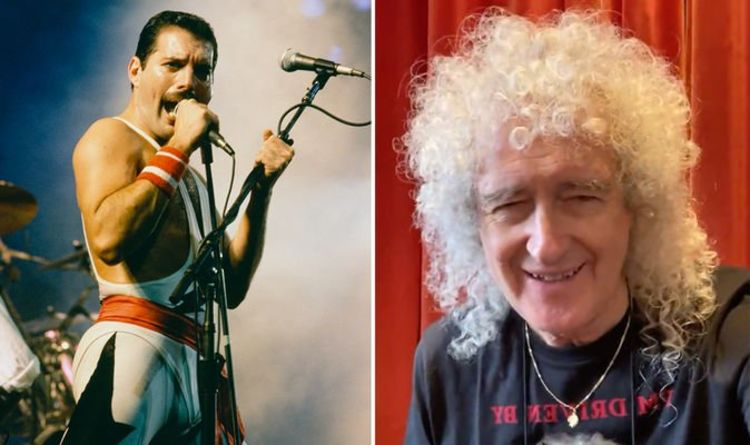 Brian May discusses Freddie Mercury's relationship to Back to the Light Solo Album - WATCH