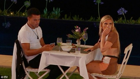 Drama incoming:Things are set to get tense once again in the Love Island villa as the islanders will be tasked with voting for the least compatible couple