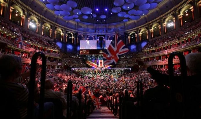BBC Proms is a loving letter to the audience