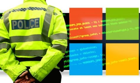 New Microsoft email makes UK Government and police vulnerable Hack... Are YOU a Hacker?
