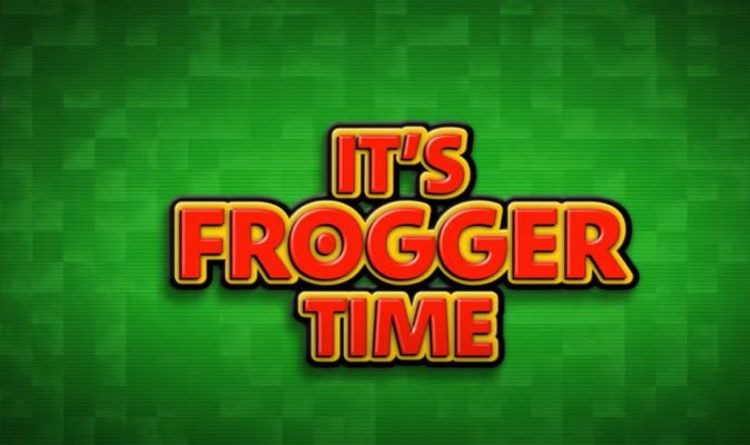 Peacock TV will be coming to the UK, with its live Frogger show.