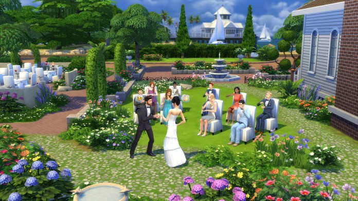 """Sims 4's roadmap """"focuses on improving the content that is In the game"""