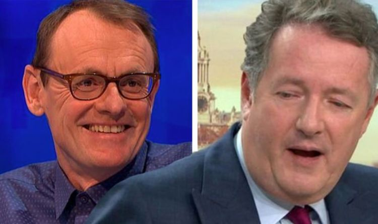 After sparking controversy, Piers Morgan was defended by his fans Sean Lock Tribute