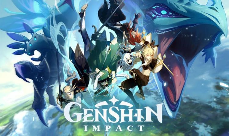 Genshin Impact 2.0 release date and time countdown Update maintenance news