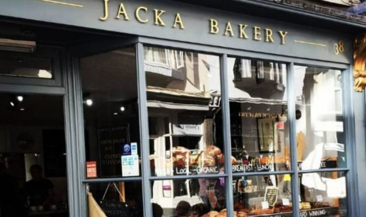 The oldest British bakery, 424 years of age, reinvents itself Visit the Devon location