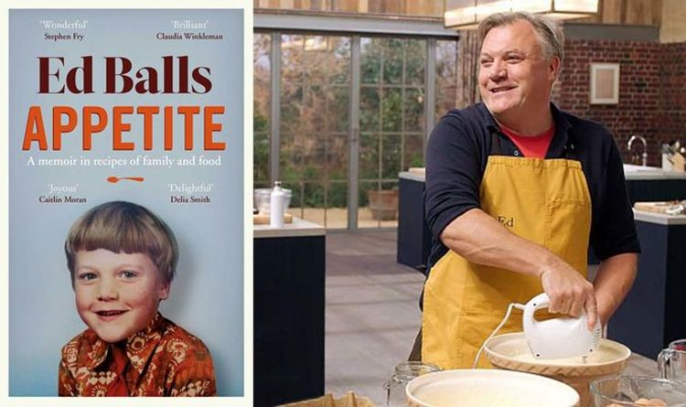 Apppetite Review - Ed Balls shares his favorite recipes and fond food memories