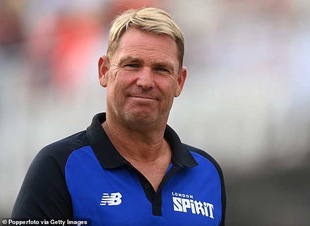 New project: Cricket legend Shane Warne is reportedly planning to build a $5million escape in the coveted seaside town of Portsea, in Victoria's Mornington Peninsula
