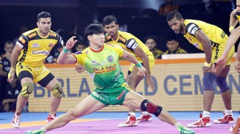 Even Jang Kun Lee has been released by the Patna Pirates