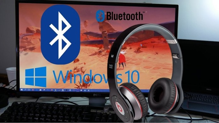 connect Bluetooth headphones with a PC