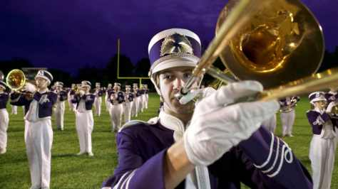 A Quirky New Study on Marching Bands Could Teach You How to become mentally stronger