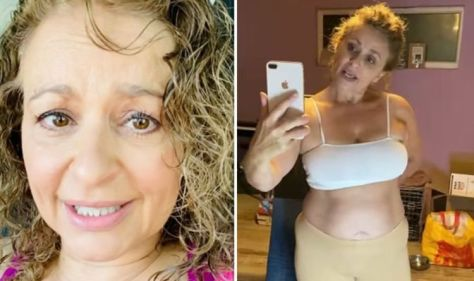 'I'm unplugging!' Nadia Sawalha takes a step back from Instagram After a 'threat from daughters