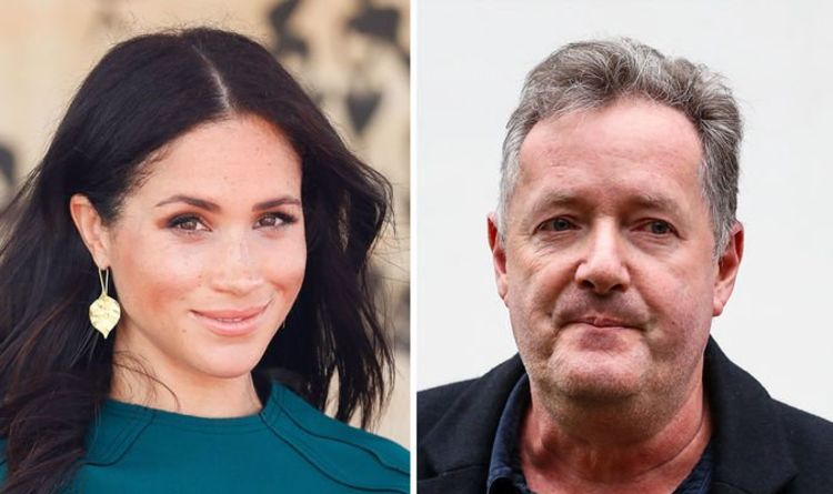 """Piers Morgan ridiculed Meghan Markle's feud: """"She lives in,"""" Your head rent is free"""