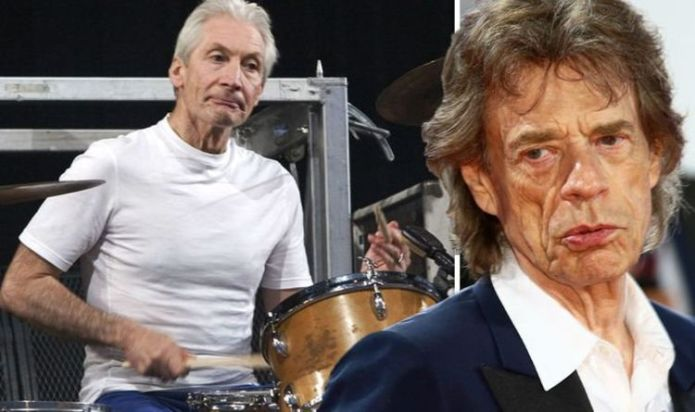 Charlie Watts was welcomed back by Mick Jagger in this heartbreaking letter He was in band just days before his death