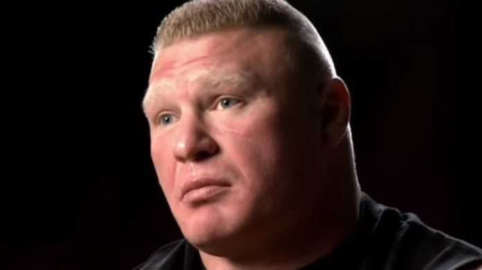 Brock Lesnar has not appeared in WWE since 2020