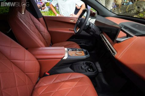 The Legends Of The Autobahn presented the 2022 BMW iX