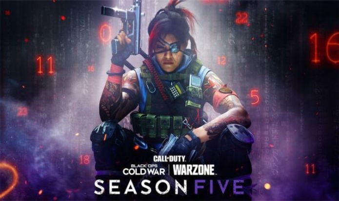 Call of Duty Warzone Season 5 - The perfect time to get the game CX-9 in Warzone