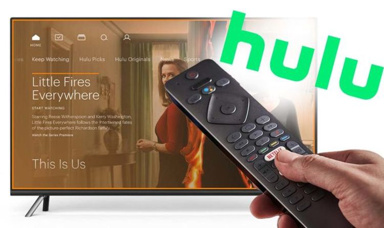 Hulu joins Netflix and Disney+, as well as Amazon Prime. new feature... for some shows