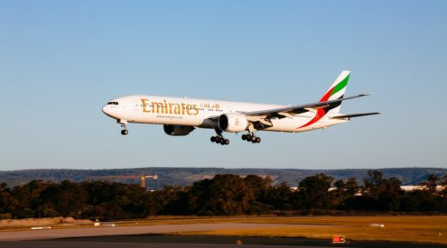 Emirates has signed a new agreement with CemAir