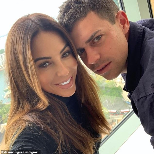 Drama: Ex on the Beach producers are hoping for a 'toxic love triangle' and have also cast Michael Goonan (right) - KC's ex-boyfriend - and his MAFS bride Stacey Hampton