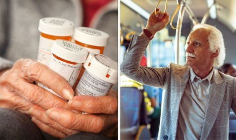 Britons might have to wait longer in order to get a free bus pass and free prescriptions.