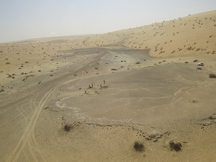 Over 400,000 Years, Climate Change Lured Ancient Humans Into Arabia Several Times