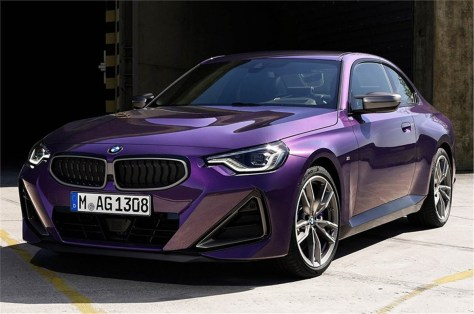 BMW 2 Series: Photos of real life action