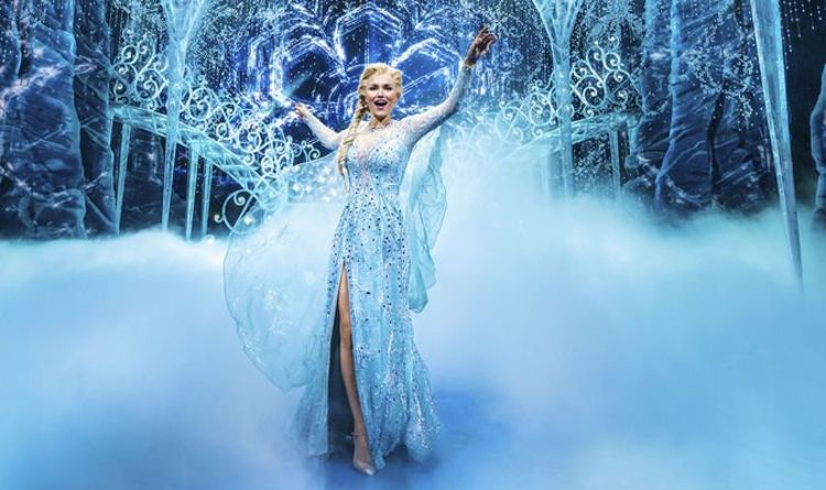 Review of Frozen: The spectacular staging is sure to thrill Disney fans