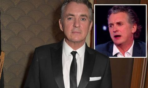 """""""Shane Richie is ill"""" - Concerned fans took to Twitter to report on the actor's condition."""