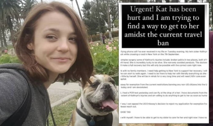 After being a Skins actress, Kathryn Prescott considers herself 'lucky' to still be alive Cement truck strikes