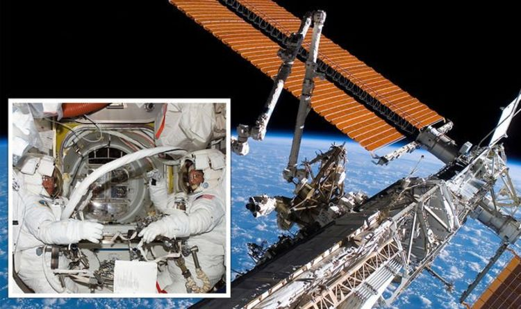 ISS panic: Russia's preparations for LEAVING space station sparks fire alarms