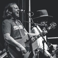 William Clark Green at The Blue Light. Photography by Trace Thomas/New Slang.