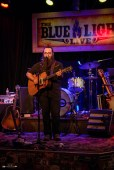 Jacob Furr at The Blue Light. Photograph by Susan Marinello/New Slang