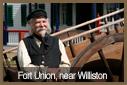 Fort Union, near Williston