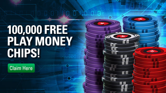 100,000 free Play Money chips