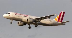 plane crash in France