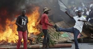 Burundi-Crowd violence