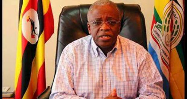 Amama mbabazi is finally employed