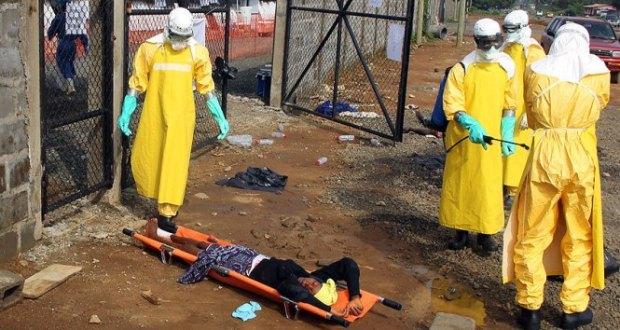 ebola in Liberia -pandemic diseases