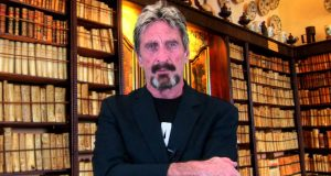 John McAfee Just Made An Official Presidential Campaign Announcement